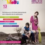 ペルーのファッションビジネスフェア「Peru Moda 2013」4月に開催