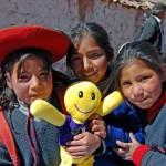 ペルーの幸福度は、世界で8番目