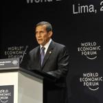 ラテンアメリカ世界経済フォーラム、開会式にウマラ大統領