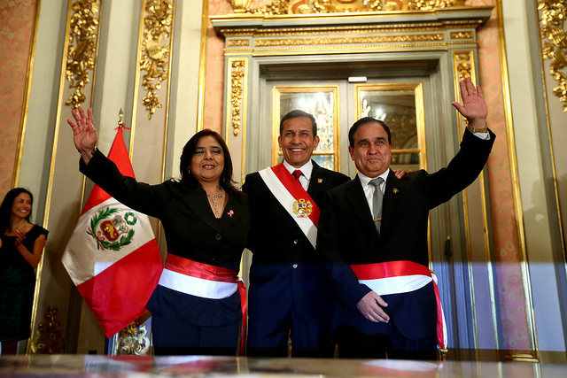 ペルーで新首相誕生